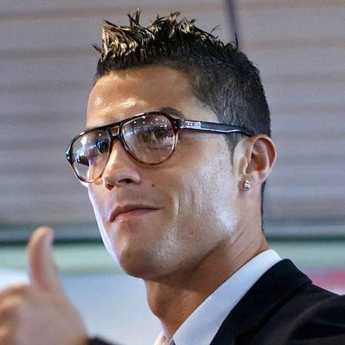 Cristiano Ronaldo Haircut Mens Haircuts Hairstyles 2017