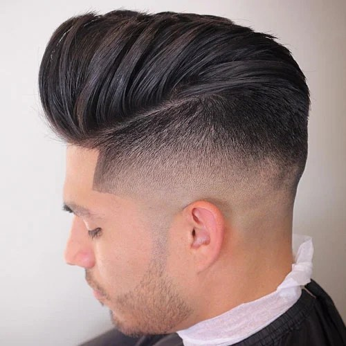Tape Up Haircut Mens Haircuts Hairstyles 2019