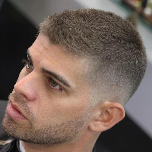 Military Haircuts For Men 10