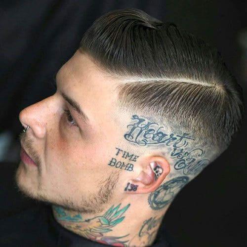 Razor Fade Haircut Mens Haircuts Hairstyles 2017