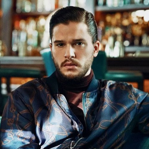 Kit Harington Haircut Mens Haircuts Hairstyles 2017