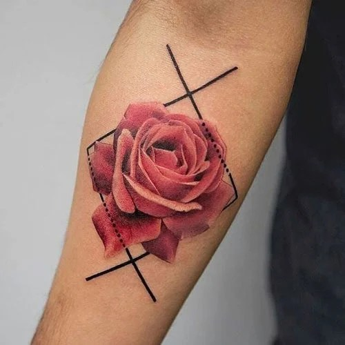 Simple Tattoo Designs For Men Forearm Drawing Apem