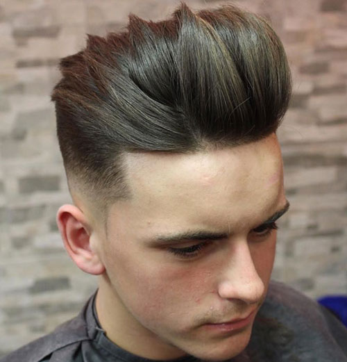 Top High Fade Haircuts Mens Hairstyles Haircuts 2017