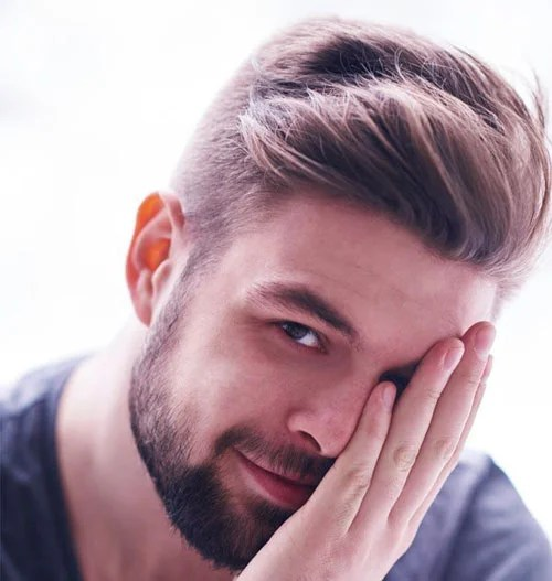 Mens Haircuts Short Sides Long Top 5017 Jpg