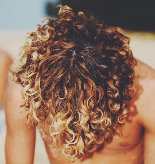 Curly Hairstyles For Men Mens Hairstyles Haircuts 2017