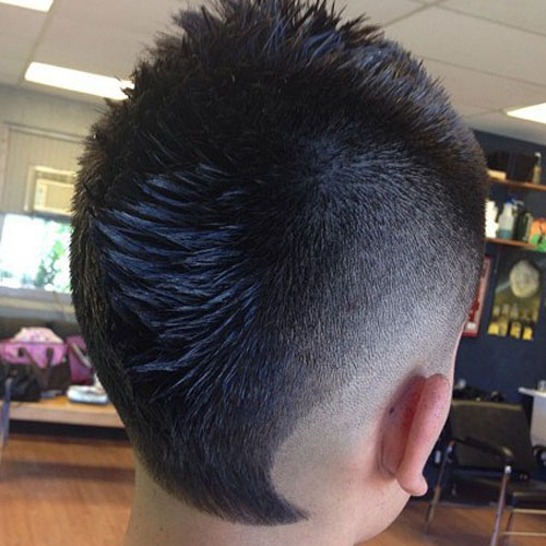 30 Mohawk Hairstyles For Men Mens Hairstyles Haircuts