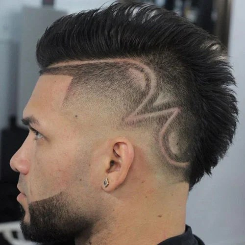 30 Mohawk Hairstyles For Men