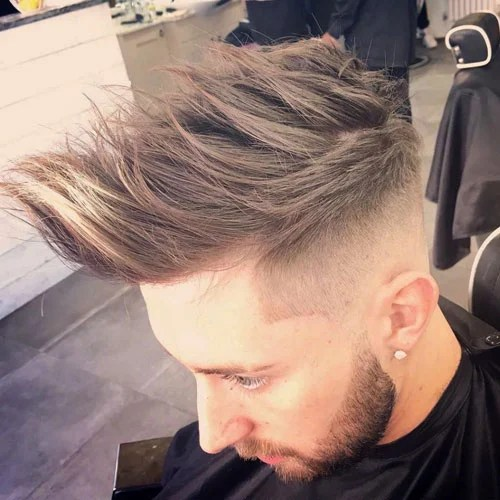 51 Best Spiky Hairstyles For Men 2019 Guide