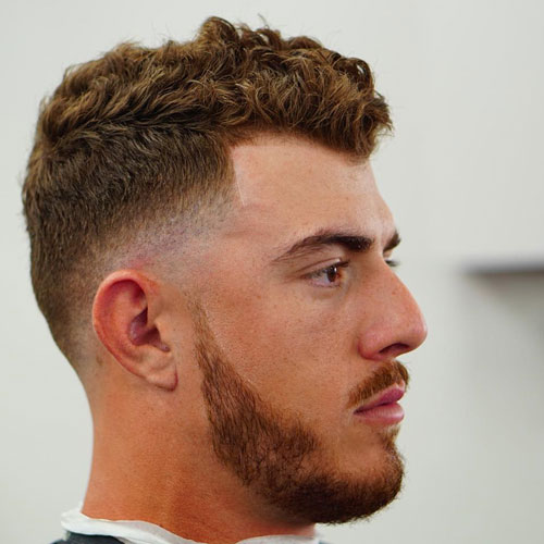Line Up Haircut Mens Hairstyles Haircuts 2019
