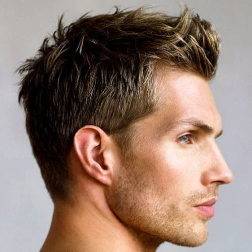Image result for messy spikes Hairstyle