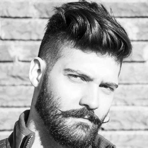 Shaved Sides Hairstyles For Men Mens Hairstyles
