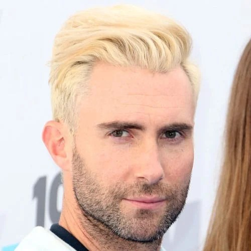 Adam Levine Haircut Mens Hairstyles Haircuts 2017