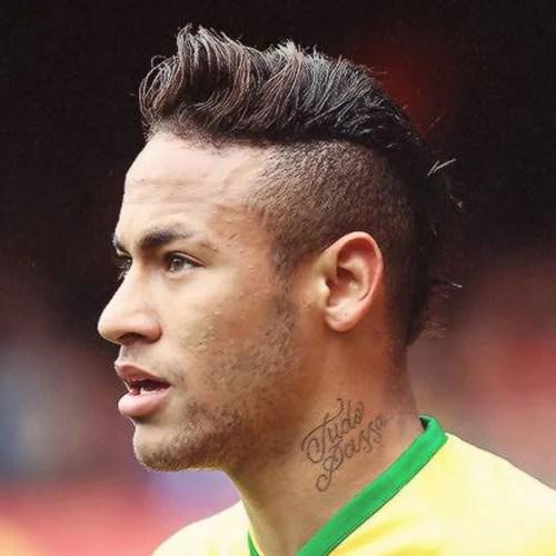 17 Best Neymar Haircuts 2019 Update