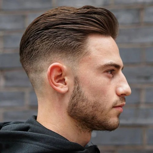 Manly Haircuts And Beards Mens Hairstyles Haircuts 2017