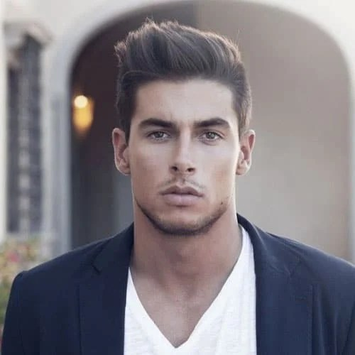 Classy Mens Short Back And Sides Haircut Ideas