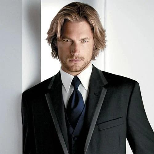 Mens Short Medium Hairstyles Also Classy Hair For Men 001