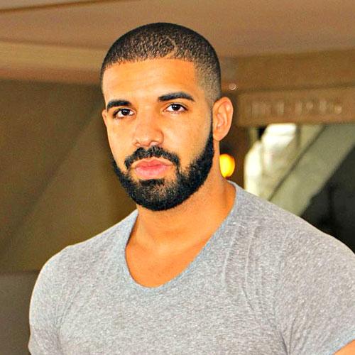 Drake Haircut Mens Hairstyles Haircuts 2017