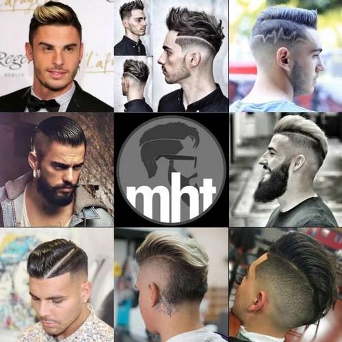 Edgy Men S Haircuts