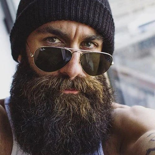 How Long Does It Take To Grow A Beard Mens Hairstyles