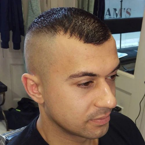 Top 20 Marine Haircuts For Men Mens Hairstyles