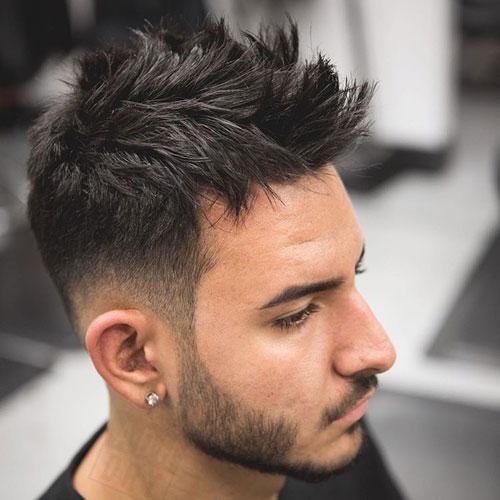 25 Best European Mens Hairstyles 2019 Guide