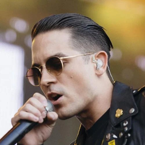 G Eazy Hairstyle Mens Hairstyles Haircuts 2019