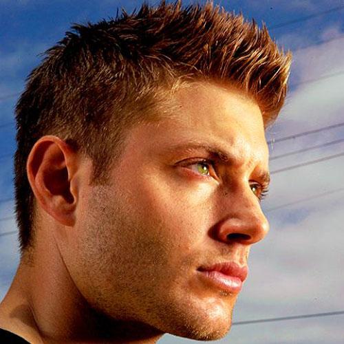 Jensen Ackles Haircut Dean Winchester Hair Mens