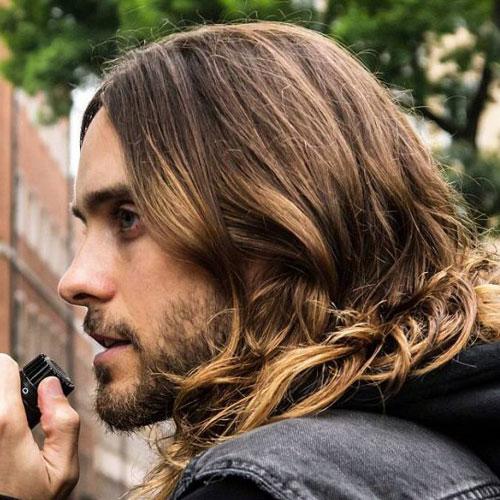 The Jared Leto Haircut Mens Hairstyles Haircuts 2017