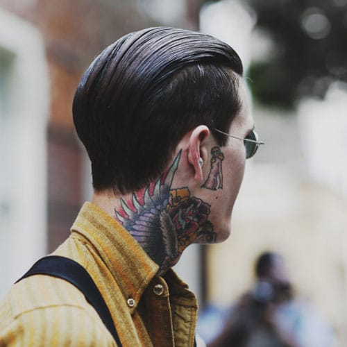Greaser Hairstyles For Men