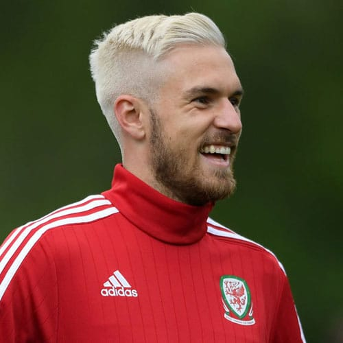 Aaron Ramsey Haircut Mens Hairstyles Haircuts 2019
