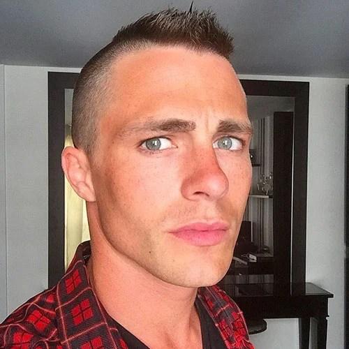 Colton Haynes Haircut Mens Hairstyles Haircuts 2019