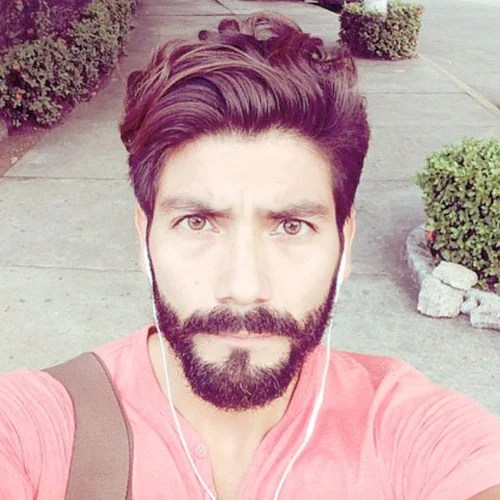 Mexican Mustache Mens Hairstyles Haircuts 2017