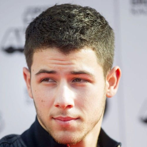 Nick Jonas Haircut Mens Hairstyles Haircuts 2019