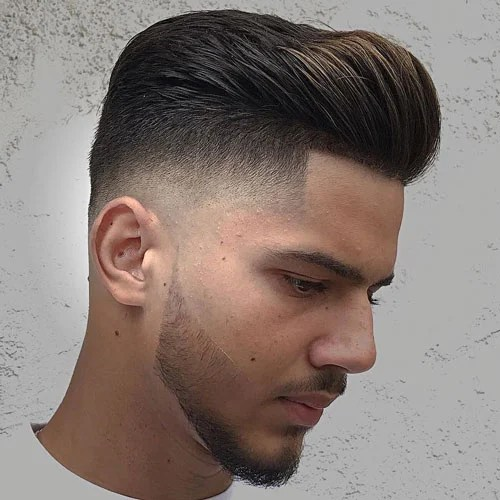 Gel Hairstyles For Guys