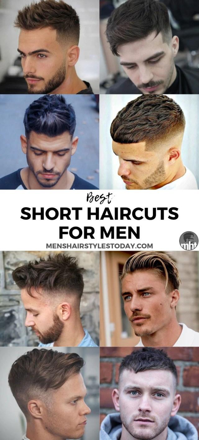 51 best short hairstyles for men 2019   men's hairstyles +