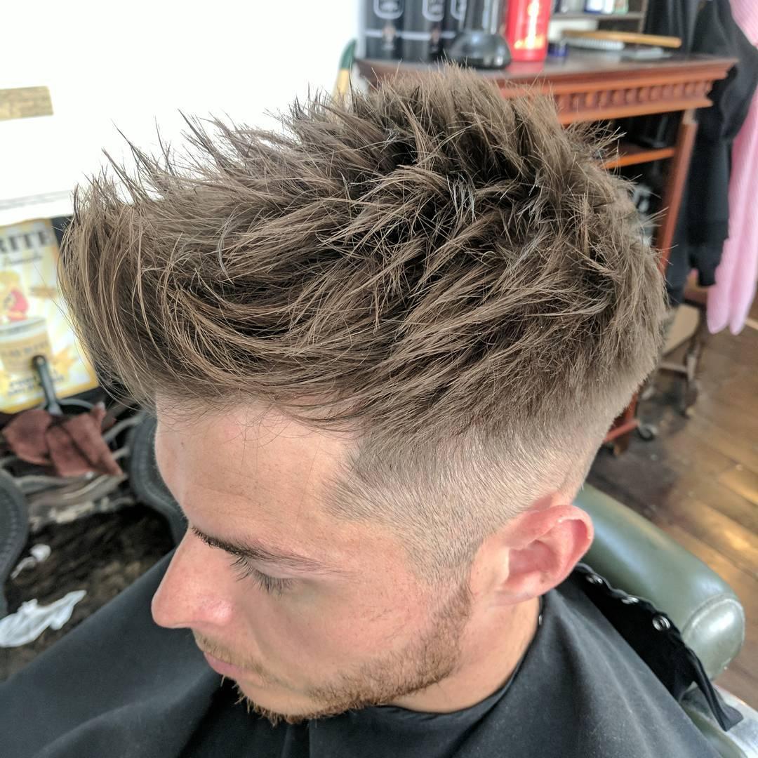Popular Medium Length Haircuts To Get In 2018 Mens