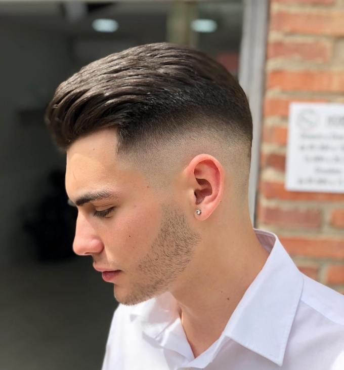 45 latest men's fade haircuts - men's hairstyle swag