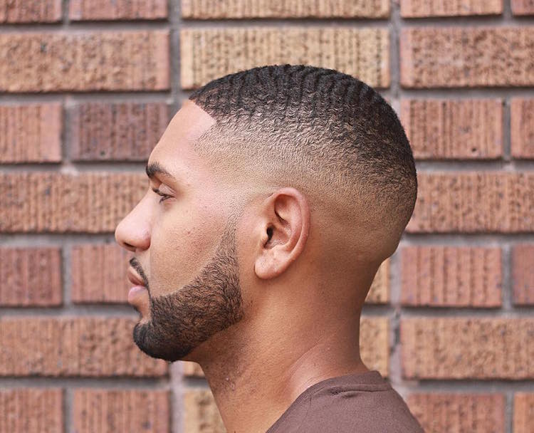 cant_be_faded_and skin fade and cool waves mens hair