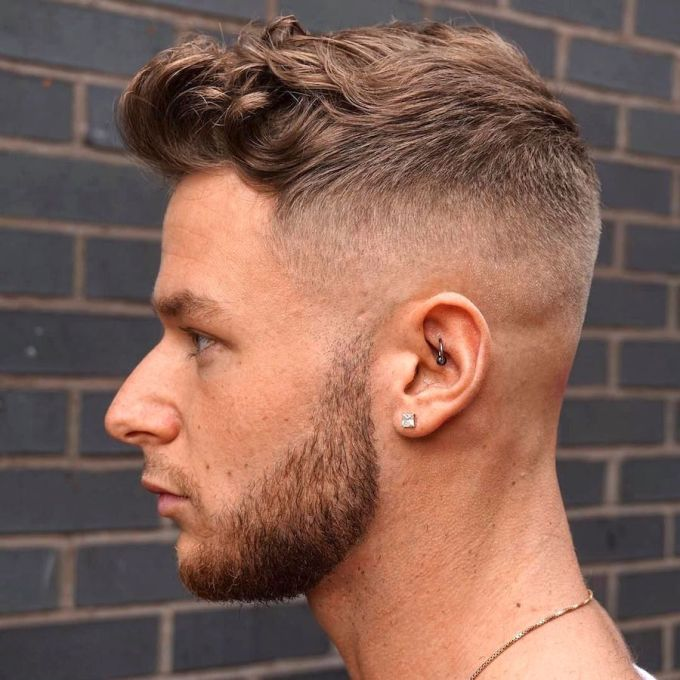 21 new men's hairstyles for curly hair