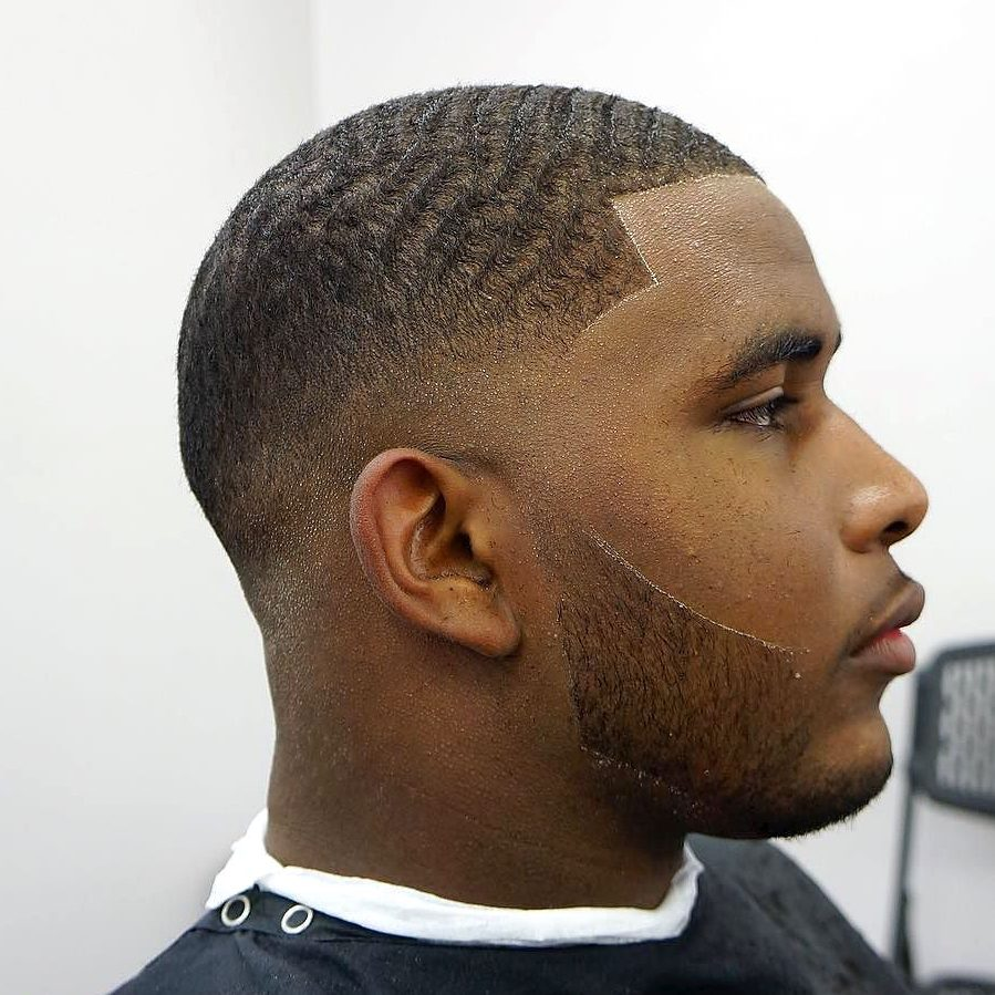 Tape Up Haircut Designs