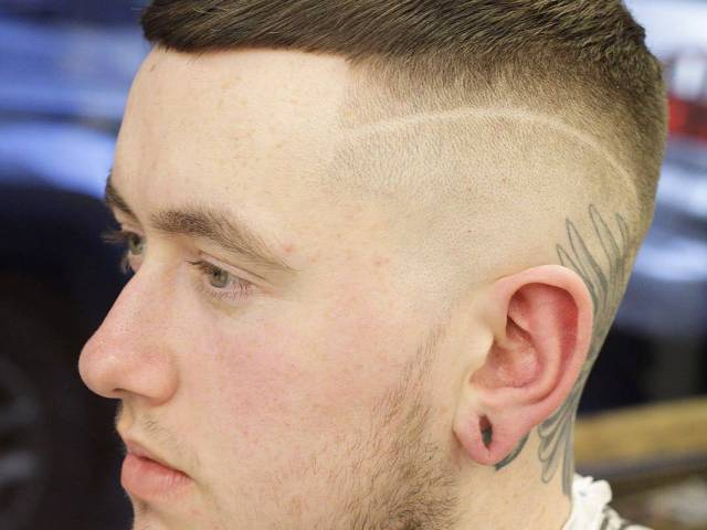20 very short haircuts for men