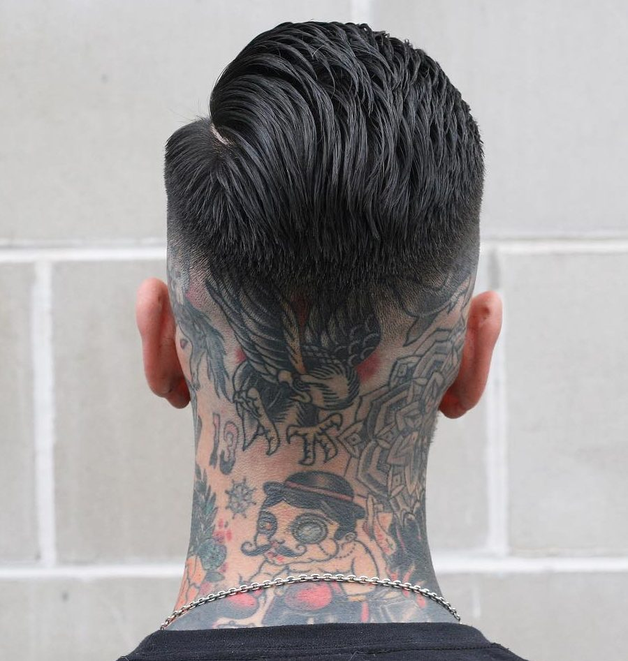 5 Cool Mid Fade Haircut Styles