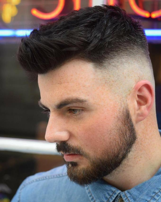 49 cool short hairstyles + haircuts for men