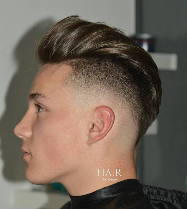 25 popular haircuts for men 2019