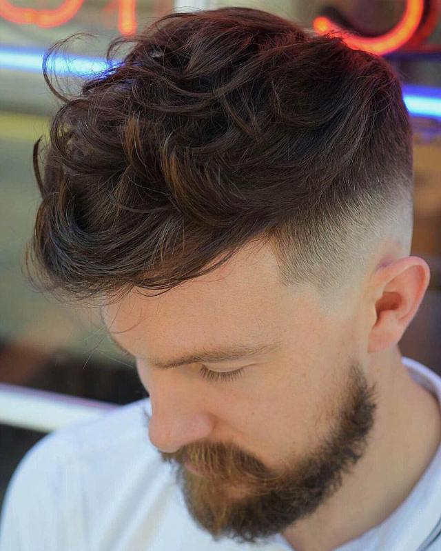 21 cool men's haircuts for wavy hair (2019 update)