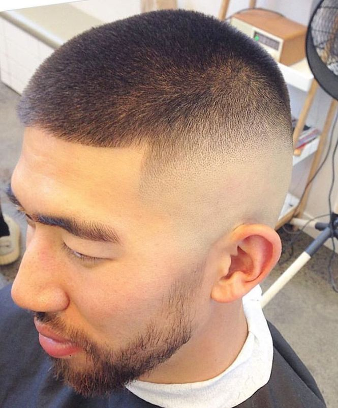19smooth Tapered Temples Fade