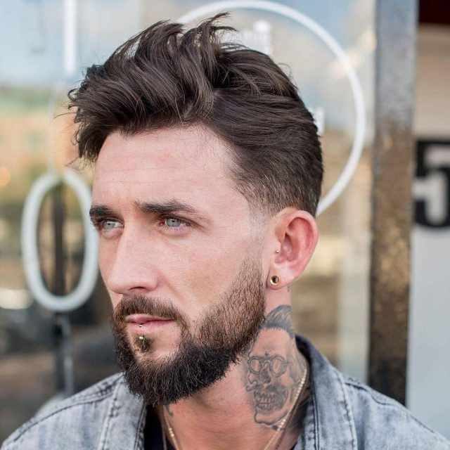 popular men's hairstyles (updated 2018)