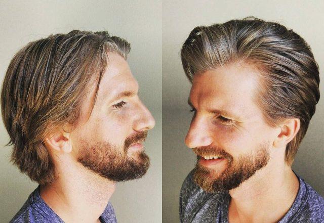 best medium length men's hairstyles