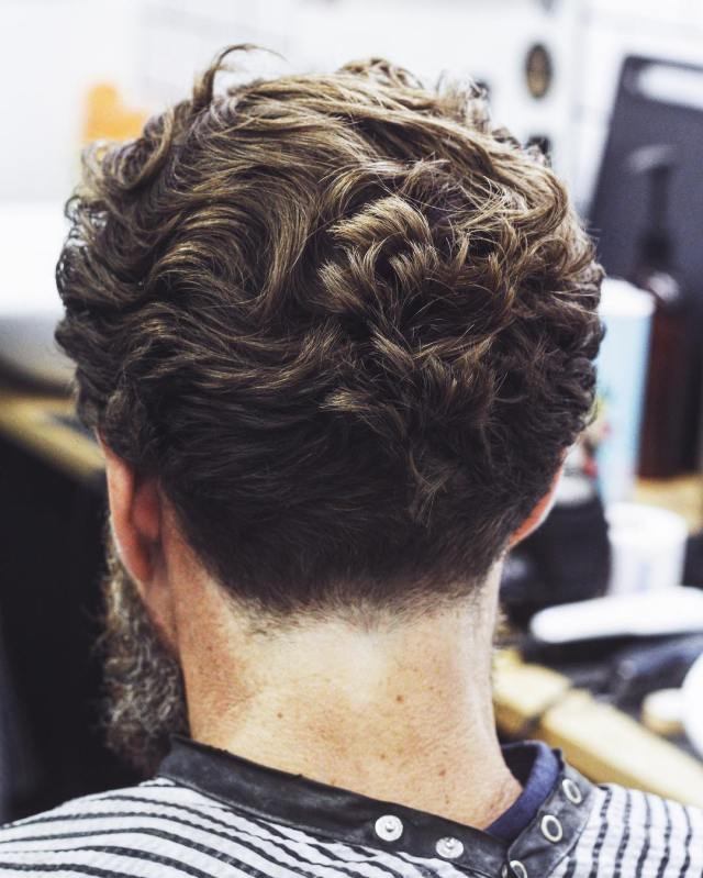 best curly hairstyles for men 2018