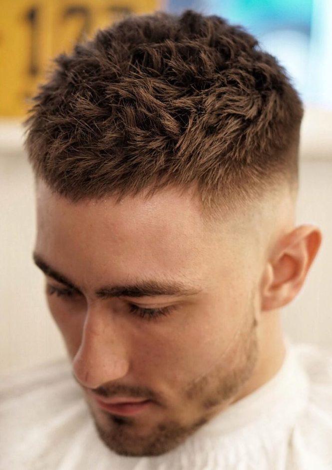 9 Short Sides With Medium Length Hair On Top